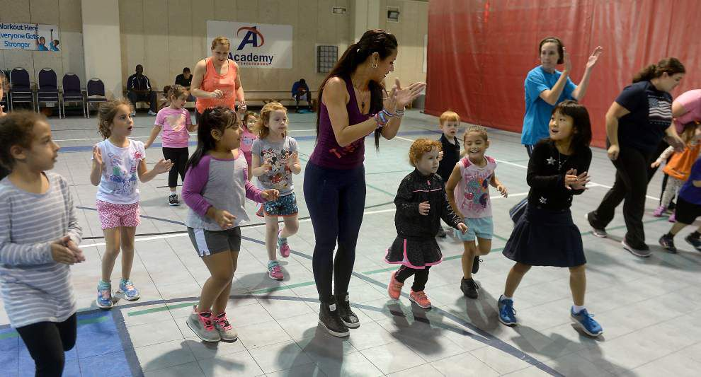 Workout together works: Study finds that children in active families stay healthy longer _lowres
