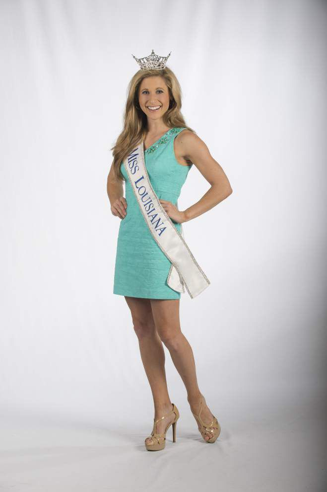 Activity gets a new queen: Miss Louisiana _lowres