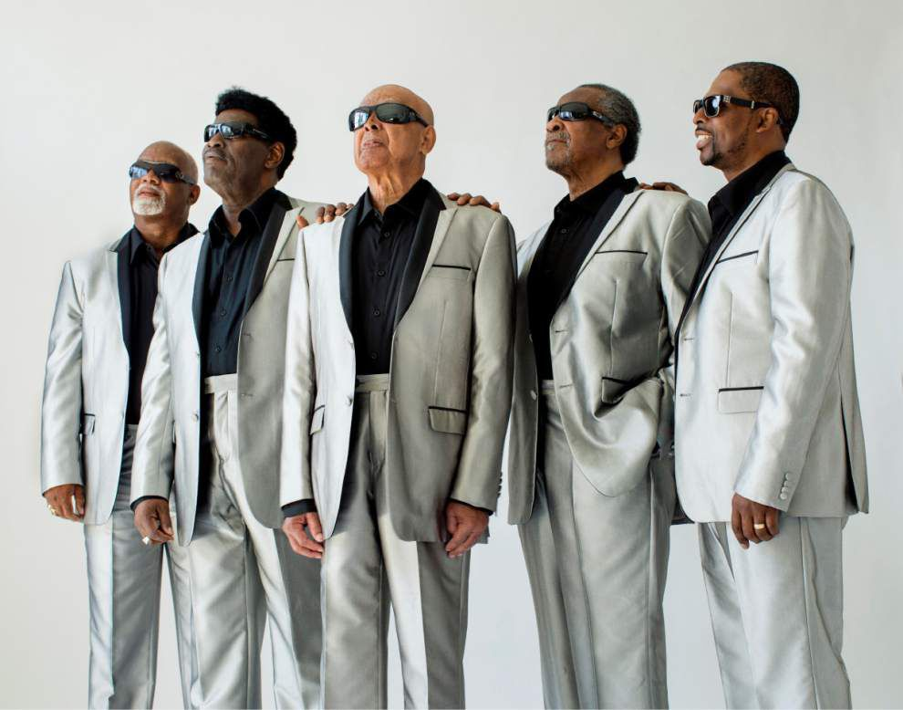 After 70 years, Blind Boys of Alabama still singing for love _lowres