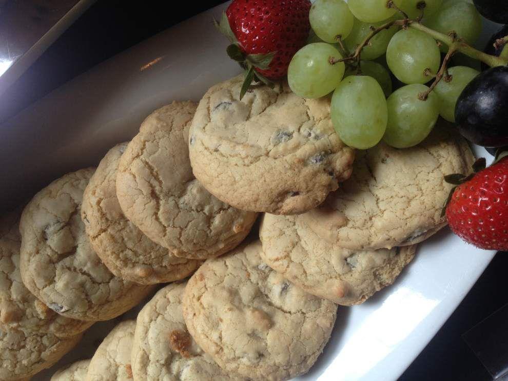 Gluten-Free Sorghum Sugar Cookies _lowres