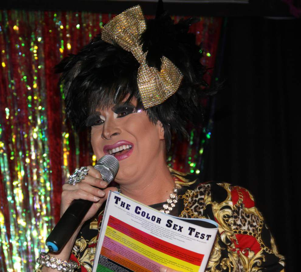 Steven Forster's Party Central: Check out the scene surrounding famous diva Ongina at New Orleans' Four Seasons _lowres