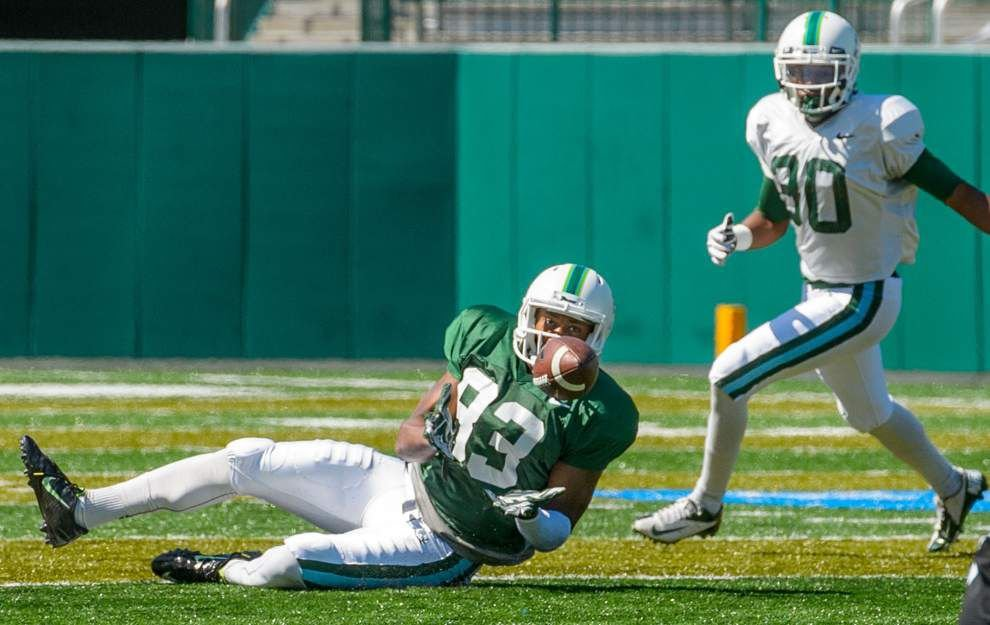 Tulane's perceived strengths come up short against Duke; Green Wave looks for a more typical result at Georgia Tech _lowres