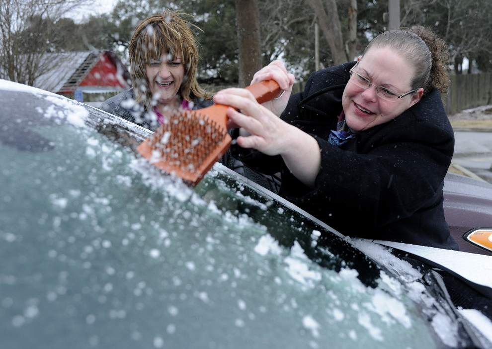 School districts near Lafayette closed by expected icy rain _lowres