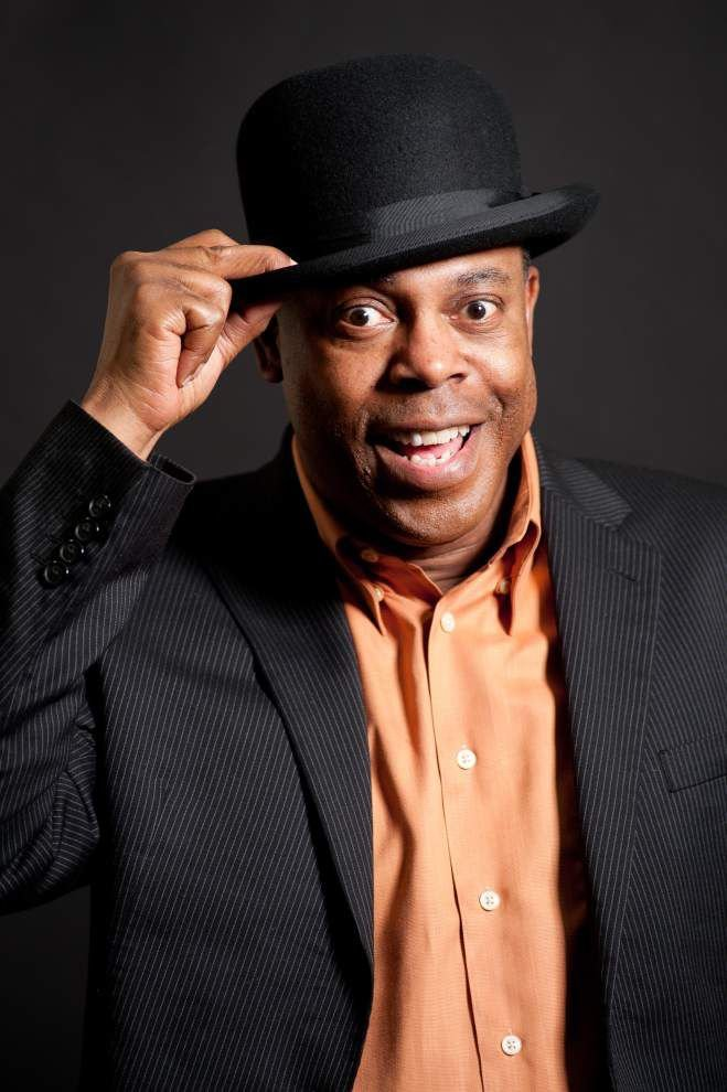 What's that sound? Comedian Michael Winslow knows _lowres