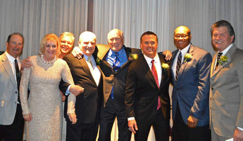 Touchdown Club of New Orleans honors gridiron heroes, prep to pro _lowres