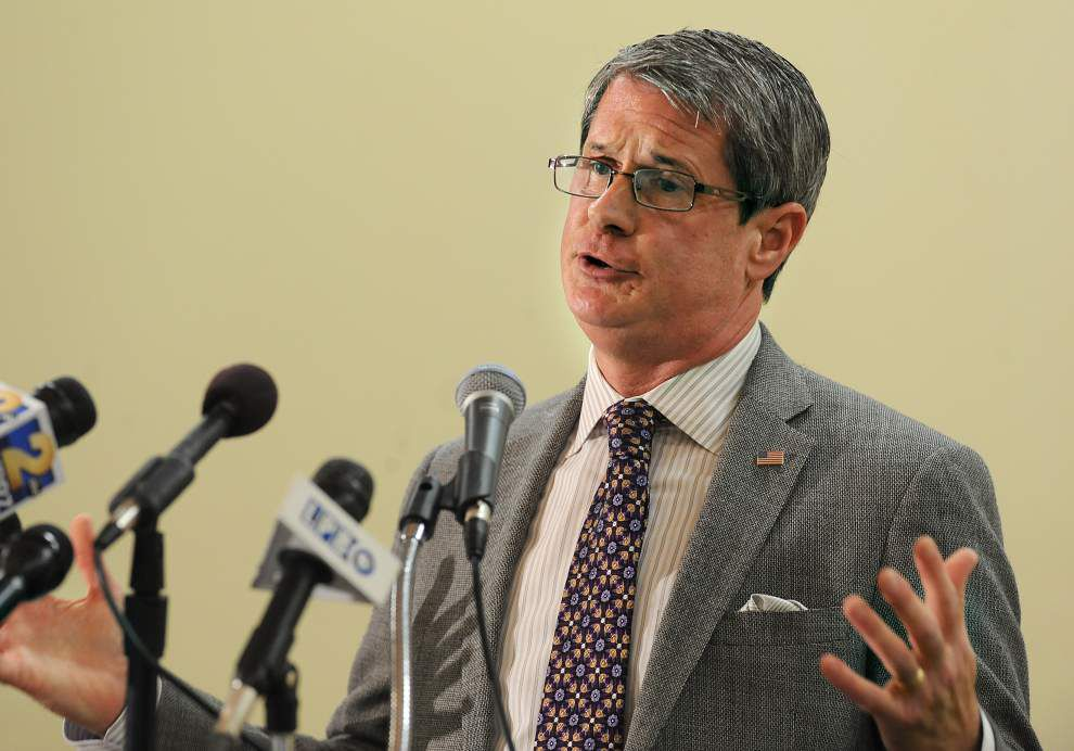 Politics blog: Louisiana would get more offshore oil revenue under proposal by U.S. Sen. David Vitter _lowres