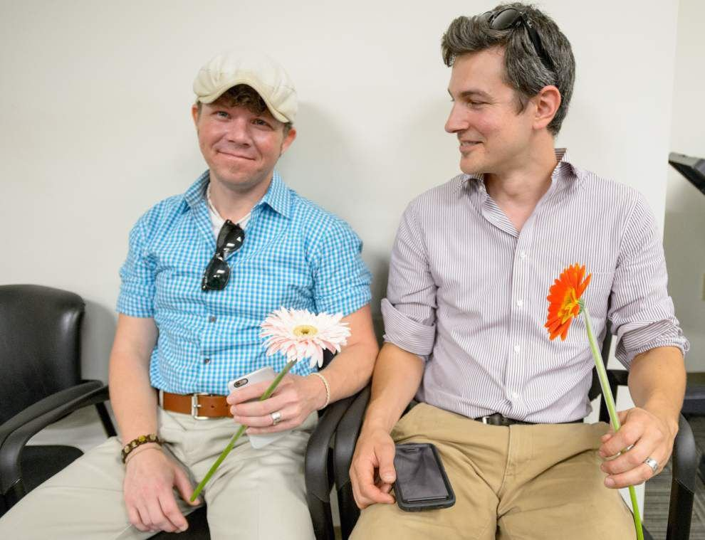 5th Circuit Court tells Louisiana to recognize same-sex marriages; Jindal administration still balks _lowres