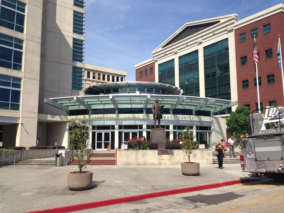 Man tried to slip ice pick into Jefferson Parish Government Center, police say _lowres