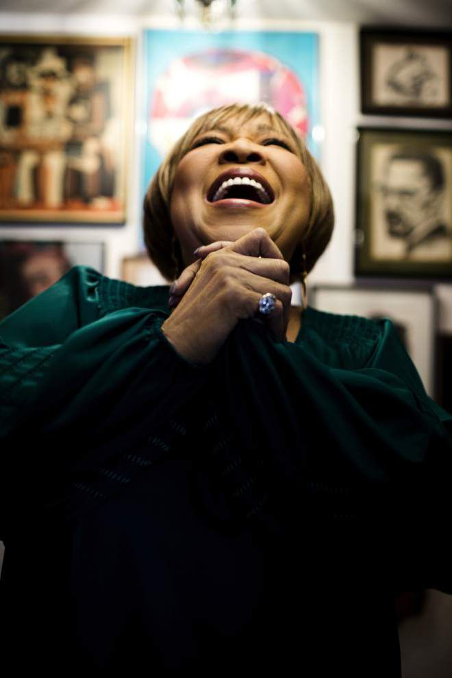At 76, Mavis Staples still collaborating with the best of them _lowres