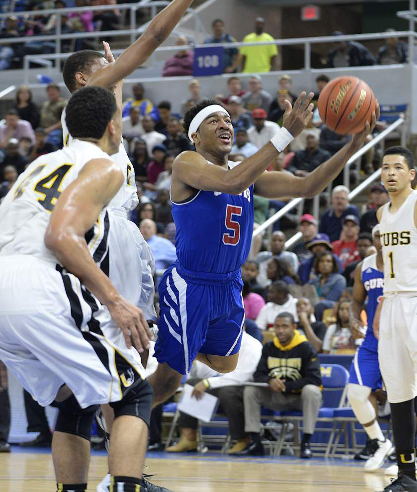 Stepping up: John Curtis basketball makes its Catholic League debut Tuesday at Brother Martin _lowres