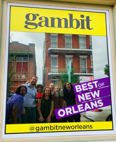 Promo: Be on the cover of Gambit