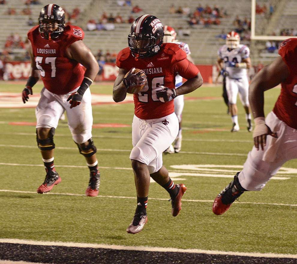 Photos: Louisiana Tech Bulldogs visits Univ. La. Lafayette Ragin' Cajuns _lowres