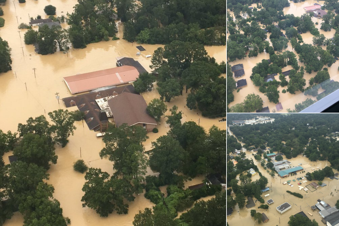 Where to help Louisiana flood victims: Donation drop points around New Orleans_lowres