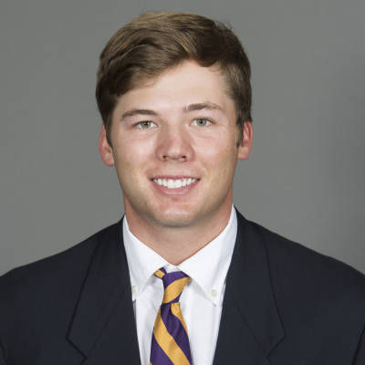 LSU golfer Sam Burns