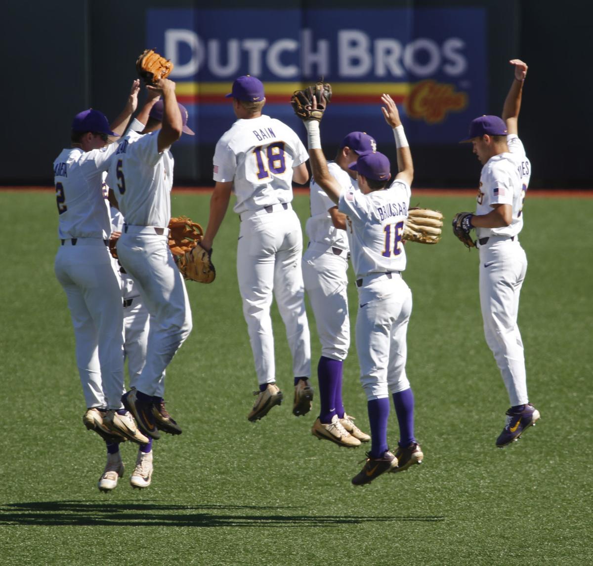 SDSU LSU Baseball