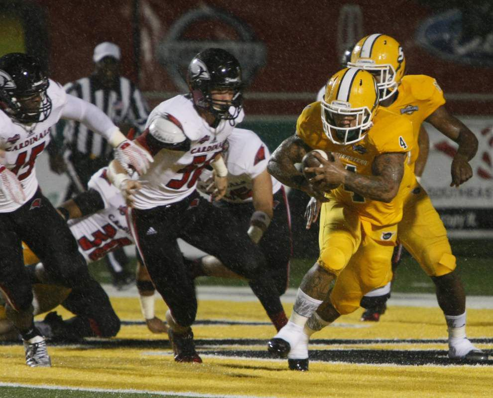 Southeastern travels to Abilene Christian looking to cure an ailing offense _lowres