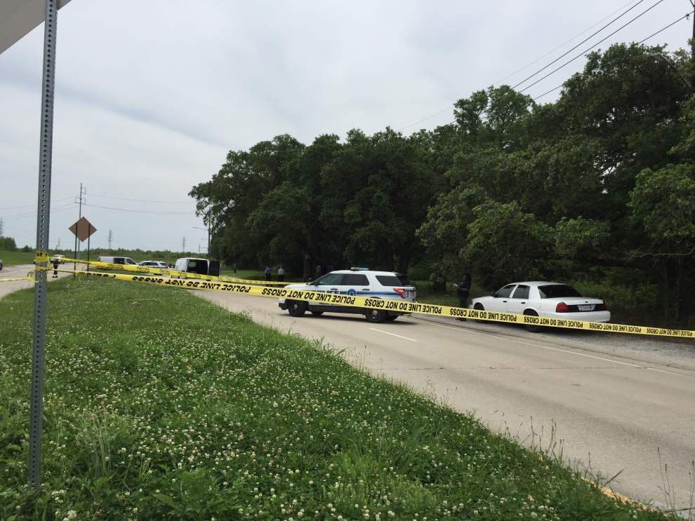 'Doesn't look like it just happened': Man found shot dead in N.O. East grassy area Sunday morning _lowres