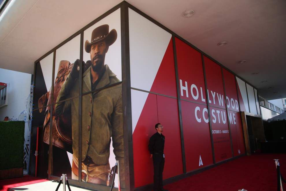 Film academy hosts 1st exhibit in new museum site _lowres