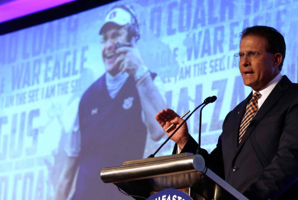 SEC Media Days 2015: Auburn has heaps of praise for its new starting quarterback, Jeremy Johnson _lowres