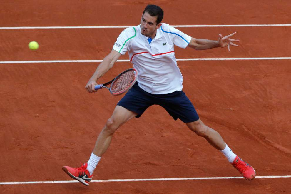 Stan Wawrinka makes early exit from French Open _lowres
