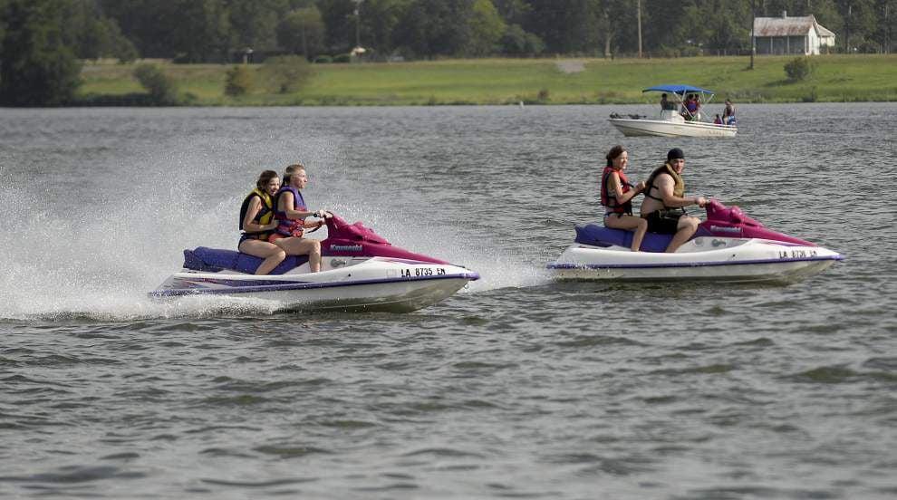 False River drawdown aimed at restoring lake's health _lowres