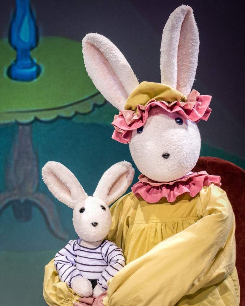 Traveling production of popular children's book 'Goodnight Moon' comes to Manship Theatre _lowres