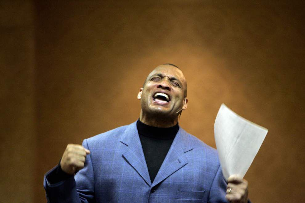 Aeneas Williams showed early promise at Fortier High School _lowres
