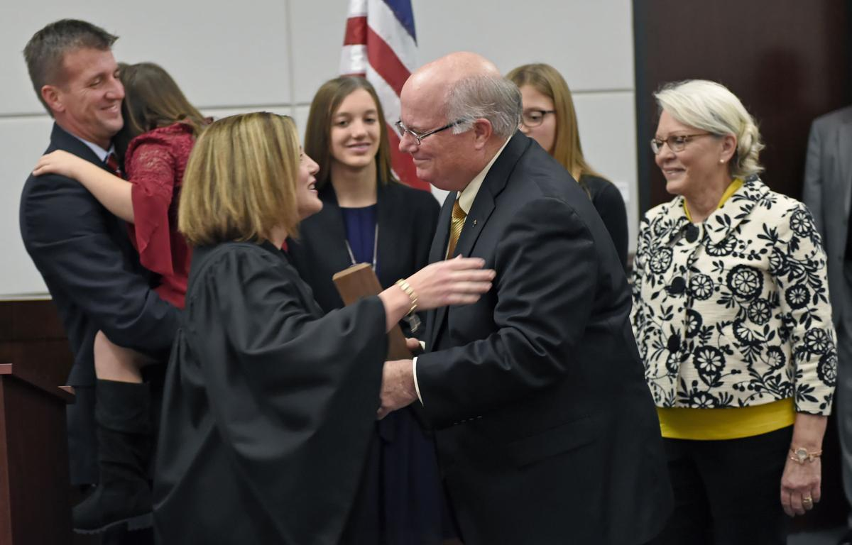 Ascension Sheriff steps down after more than 22 years in