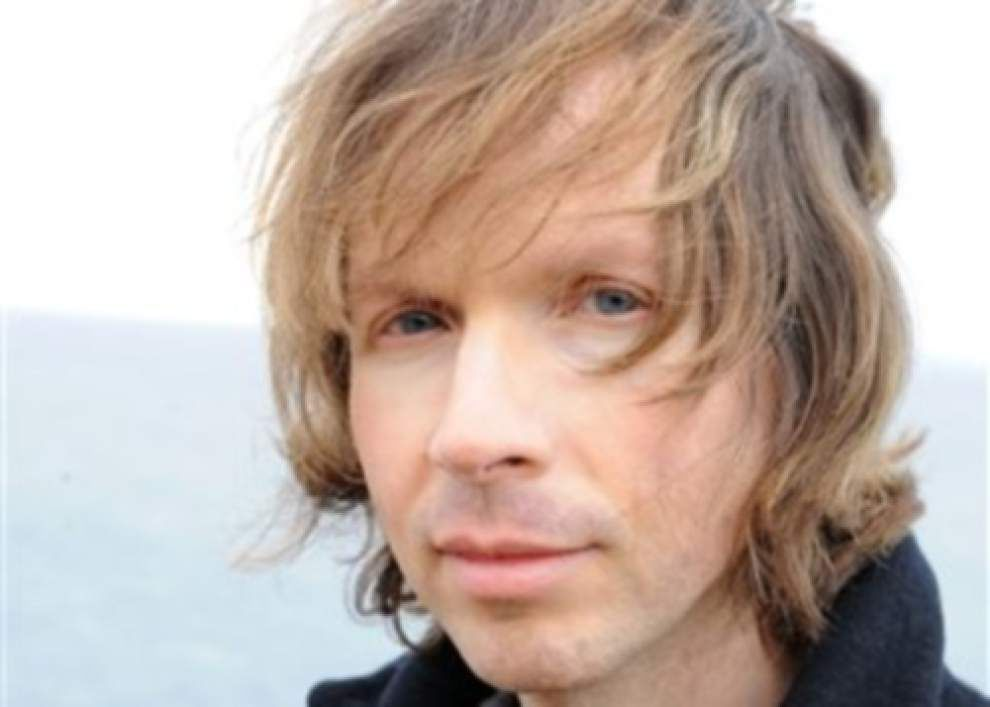 Beck releases first of 2 planned albums in 2014 _lowres