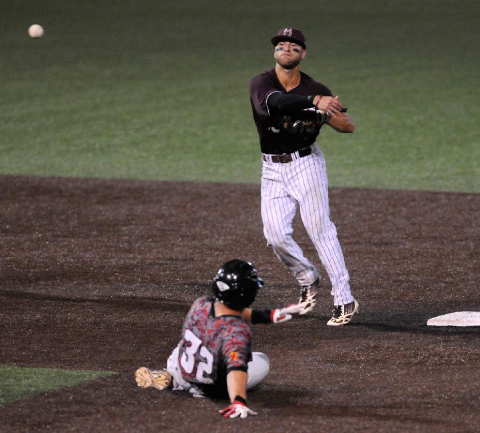 Photos: Lafayette Regional NCAA baseball tournament _lowres
