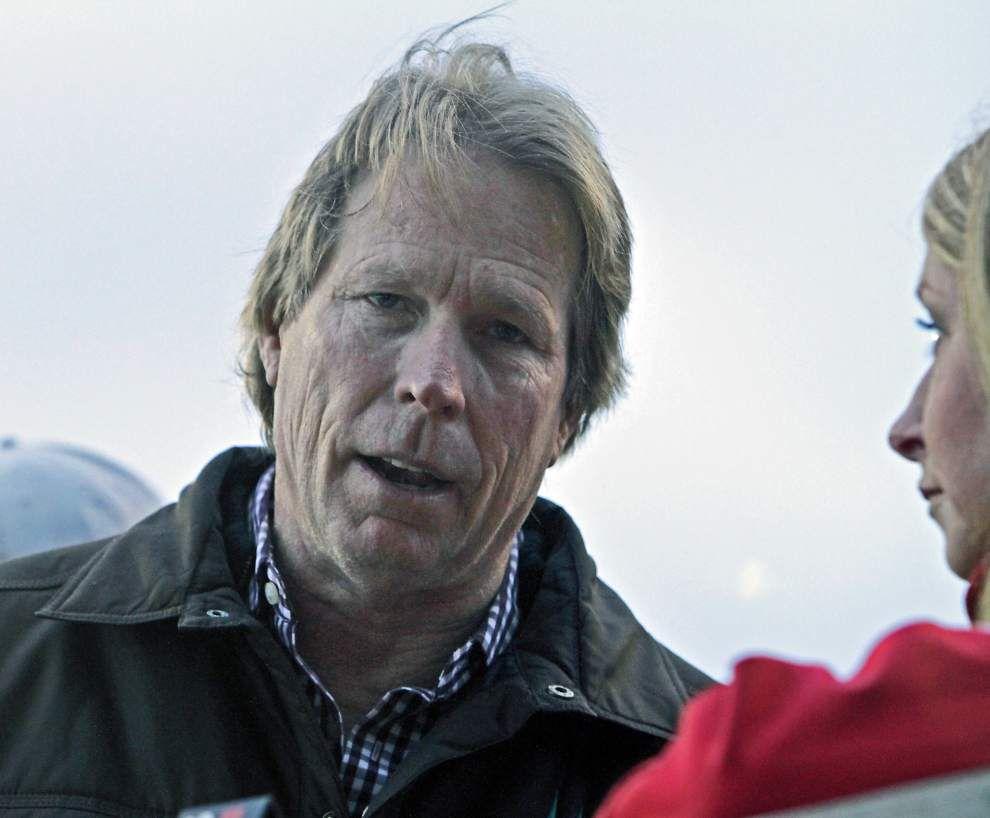Trainer Dallas Stewart focused on bringing home Derby winner _lowres