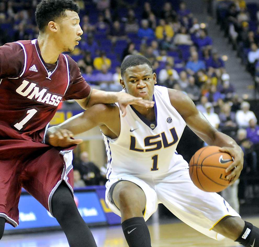 Opening Tip: LSU at West Virginia men's basketball, Thursday at 6 p.m. _lowres