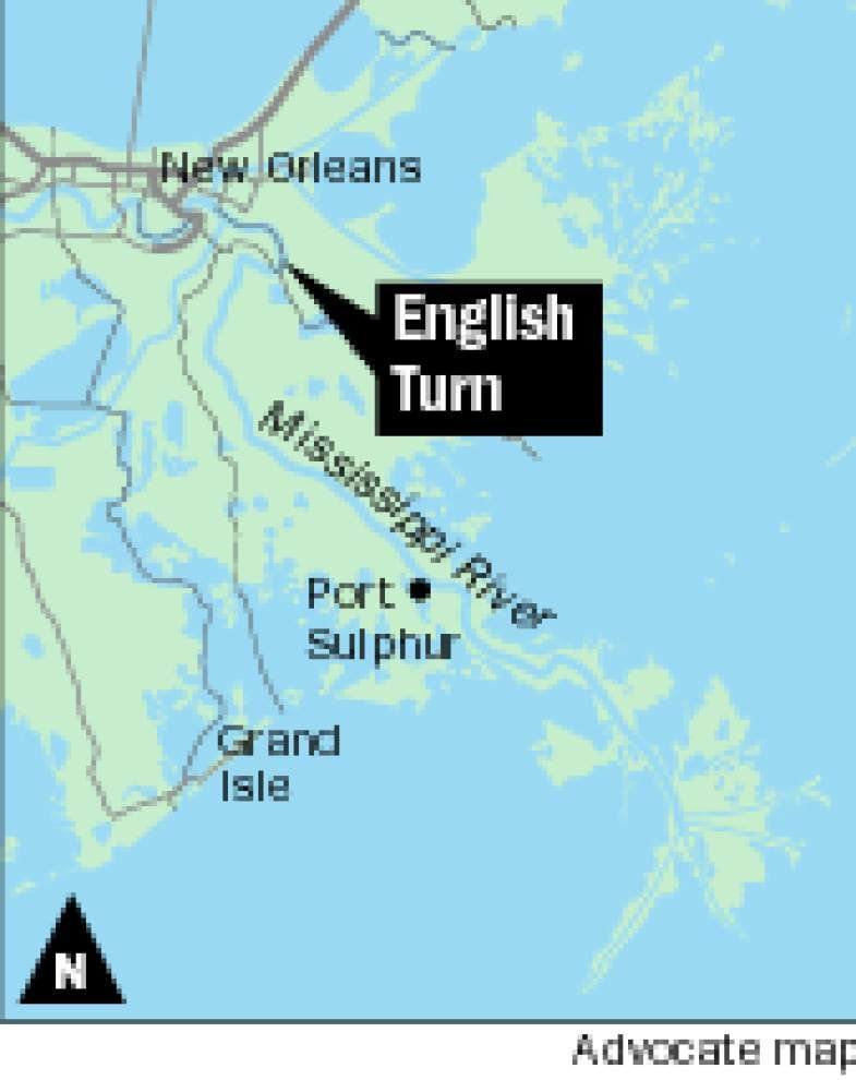 Moving mouth of Mississippi River among startling suggestions for Louisiana _lowres