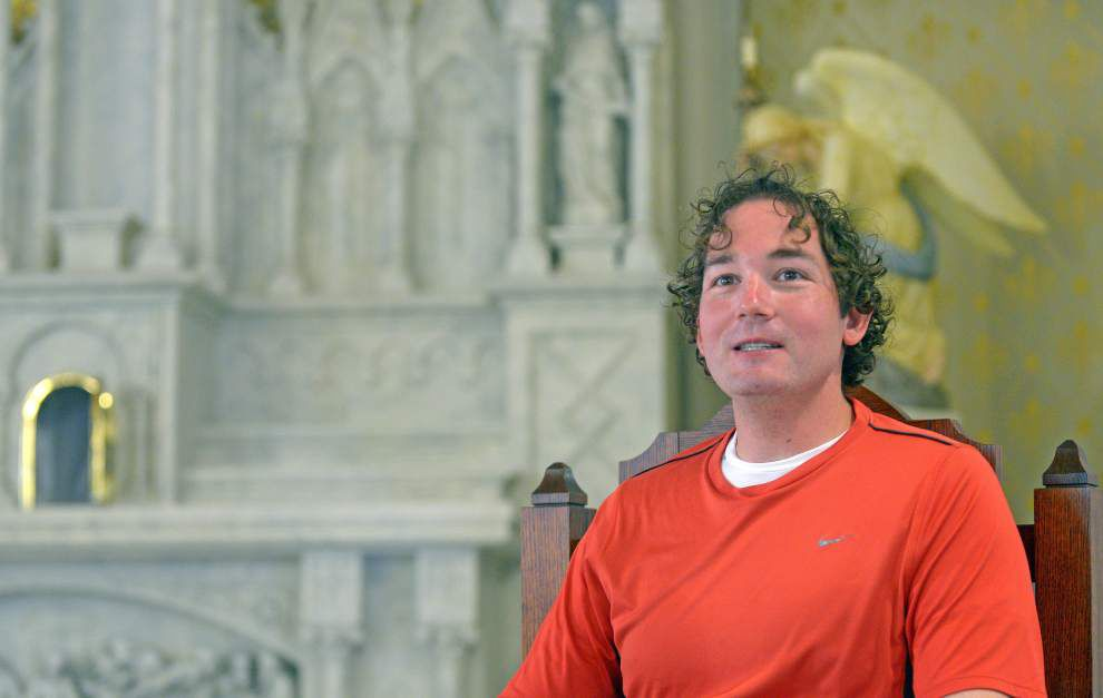 Faith Matters: Pastor embraces leadership role with humility, faith _lowres