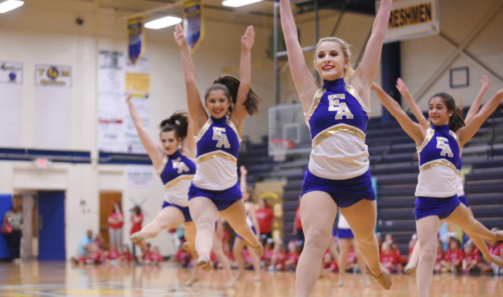 Photos: Spartanettes host dance camp at EAHS _lowres