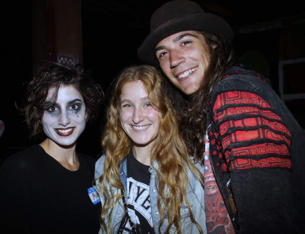 Steven Forster's Party Central: Halloween at Studio 3 _lowres