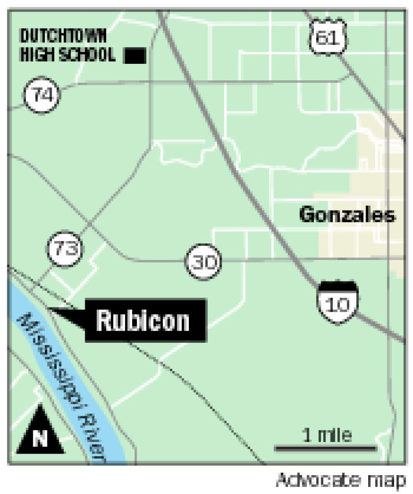 Sheriff's Office: Ascension officials overreacted with shelter-in-place orders to schools after Rubicon facility chemical release _lowres