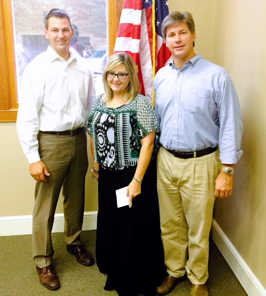 Zachary chamber ambassador recognized _lowres