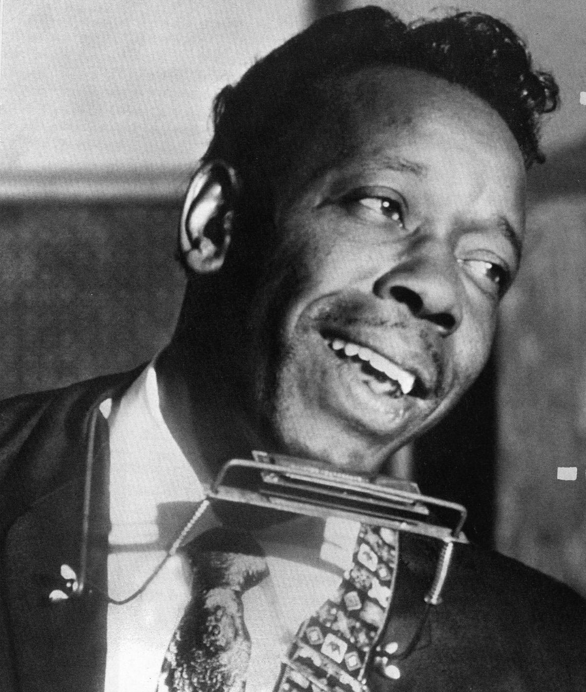 Slim Harpo file for Red
