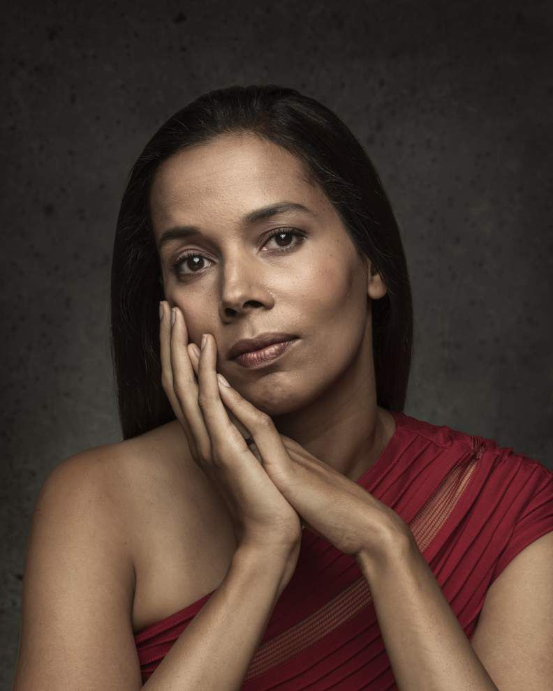Rhiannon Giddens, Dirk Powell to launch Louisiana Crossroads series in Lafayette _lowres