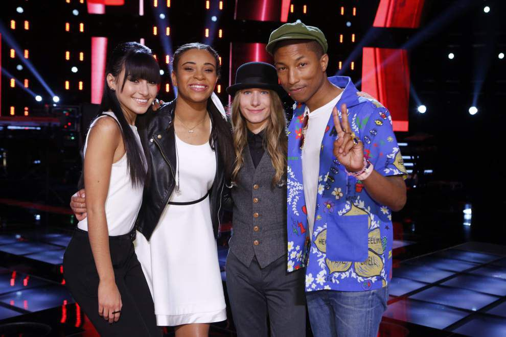 The Voices of Louisiana: Area singers still going strong on 'The Voice' _lowres