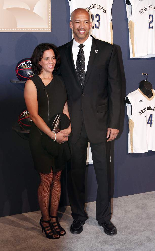Reaction to death of ex-Pelicans coach Monty Williams' wife Ingrid: 'Unspeakable sadness,' 'absolutely shocked' _lowres