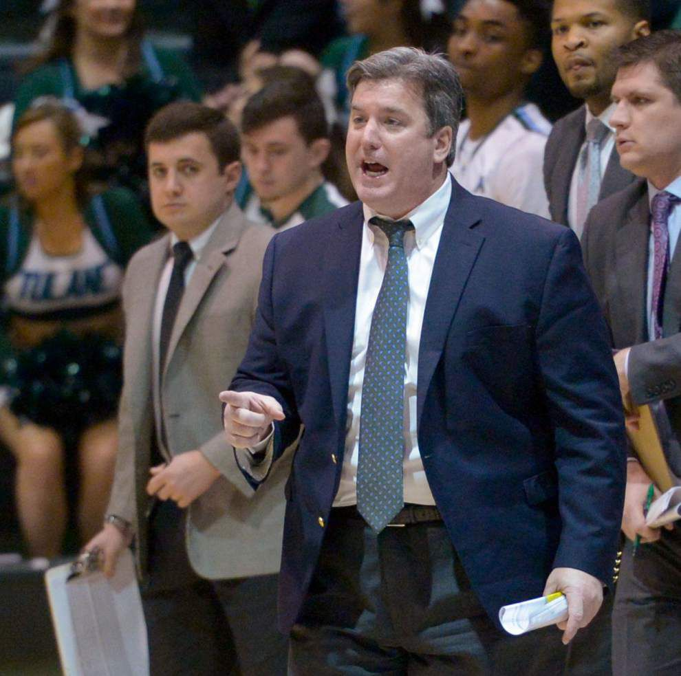 Tulane men out to end their skid in regular-season finale at South Florida _lowres
