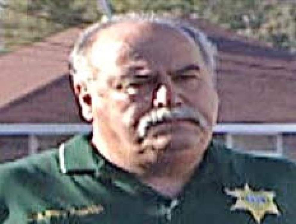 Former Orleans Parish Sheriff's Office colonel to plead guilty in details scandal _lowres
