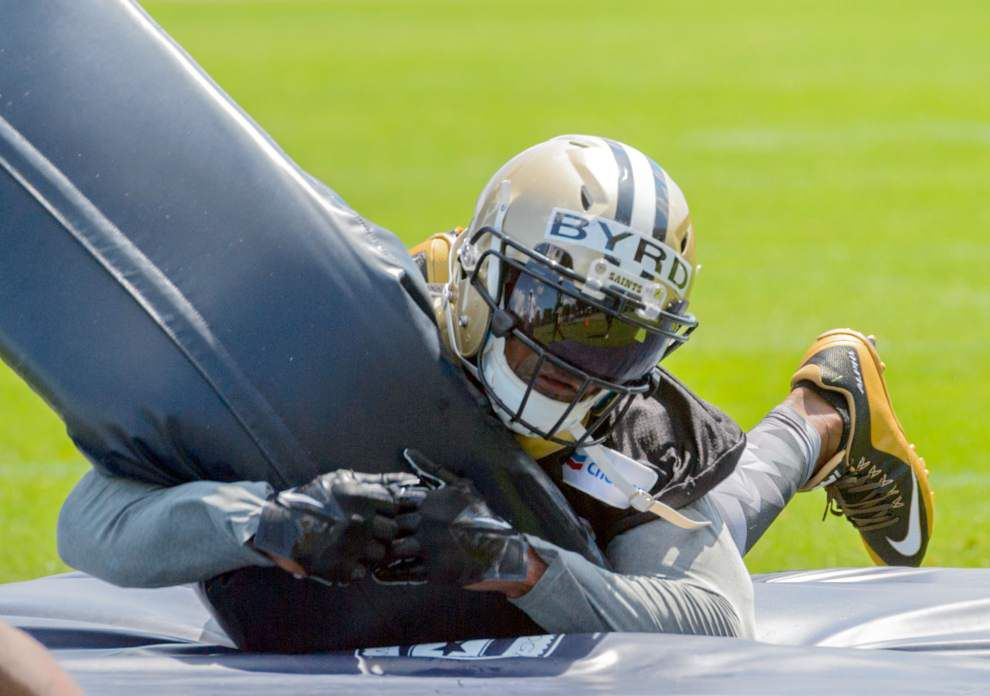 Saints safety Jairus Byrd should be back 'sooner than later,' coach Sean Payton says _lowres