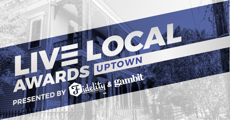 Live Local Awards - Uptown