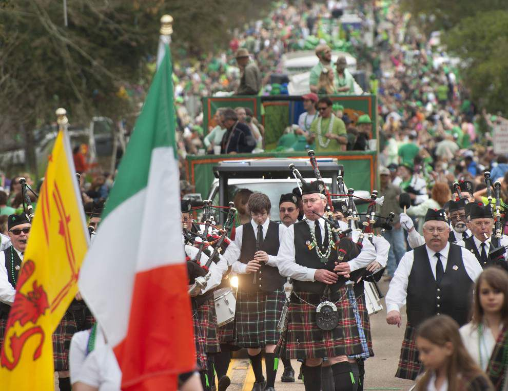 CATS offering bus shuttles for St. Patrick's Day parade Saturday _lowres