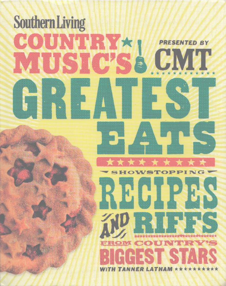 Side Dish: Country stars share recipes, stories _lowres