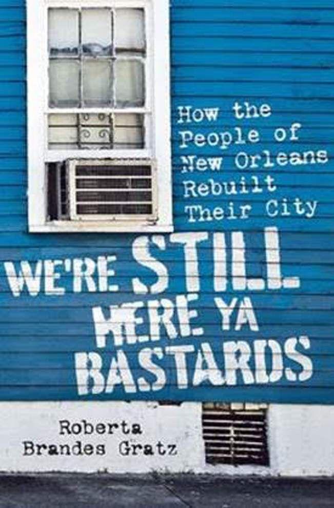 Throw Me Somethin': Book focuses on post-Katrina rebuilding efforts _lowres