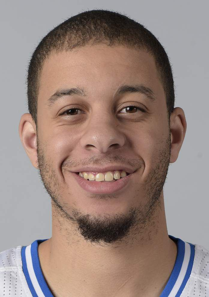 Seth Curry keeps summer league roll going in Pelicans' 90-86 victory over Dallas _lowres